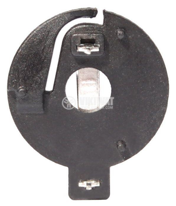 Държач за LI-MH батерия ф20mm CR2032 - 4