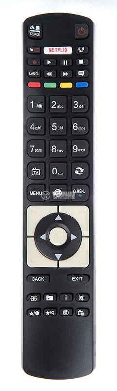 Universal remote control - 1