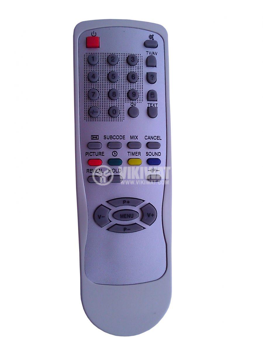 Дистанционно управление, LINEA 3 бутона