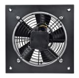 Fan, Industrial, Axial, FDA-4E-350B, F350mm, 220VAC, 100W, 3270m3 / h