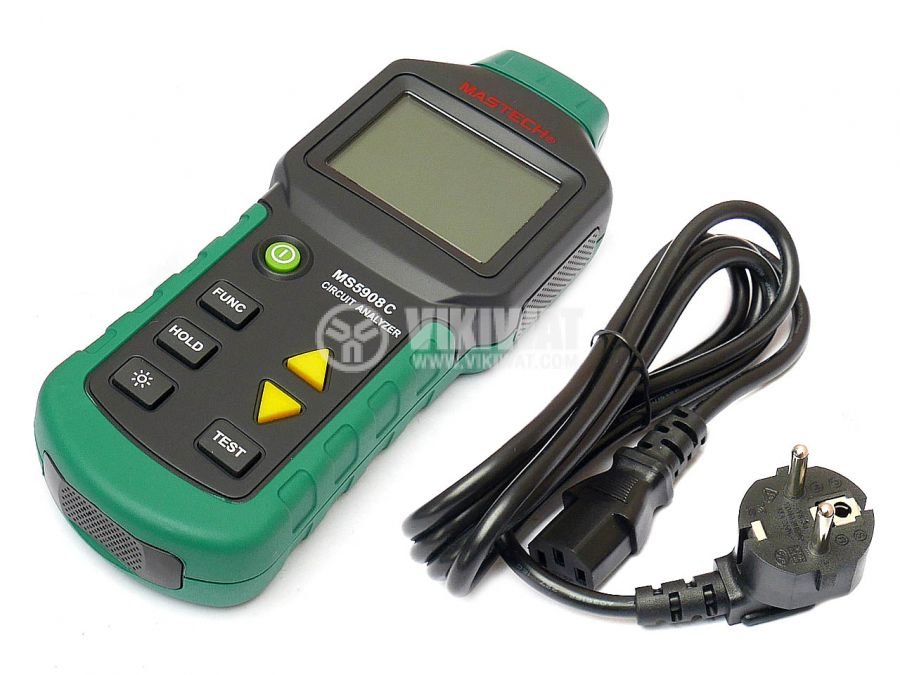MS5908C Circuit Analyzer 220V, TRMS - 3