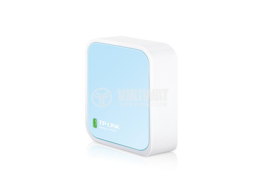 Router TP-LINK TL-WR802N 300Mbs, 2.4GHz - 1