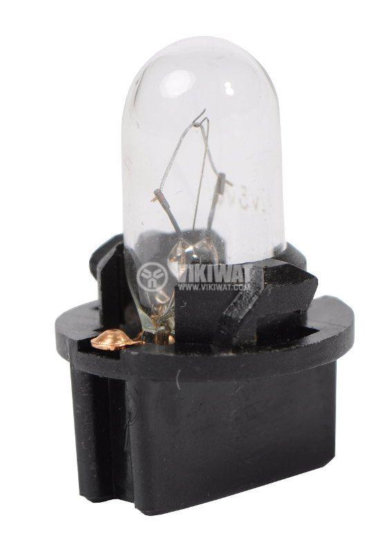 Automotive Filament Lamp, 12 VDC, 5 W T10(2)
