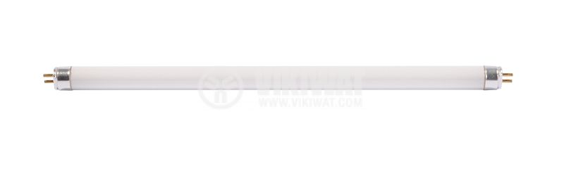 Luminescent tube 8 W, T5, red, 300 mm - 1