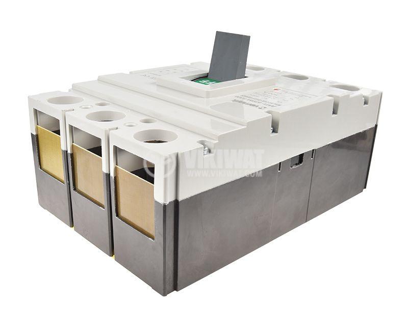 Автоматичен прекъсвач, AM1-630M/3300, 3P, 500 А, 400 VAC - 4