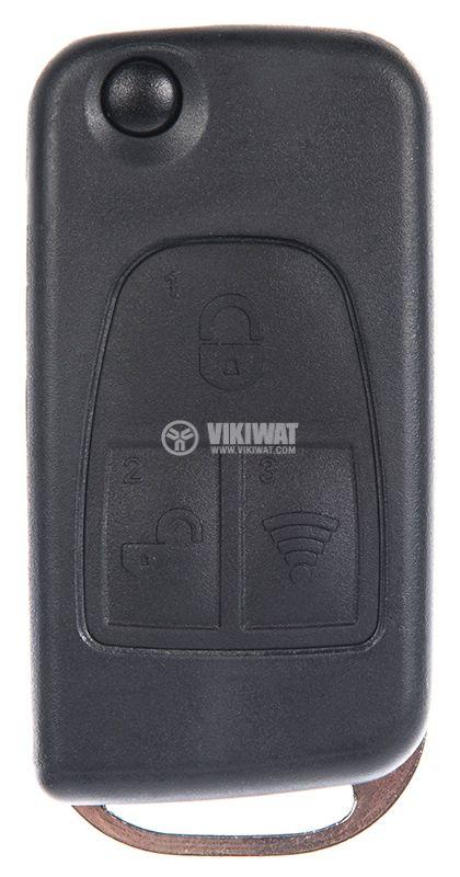 Кутия за дистанционно управление 3J, за автоаларми Mark 1800K - 1