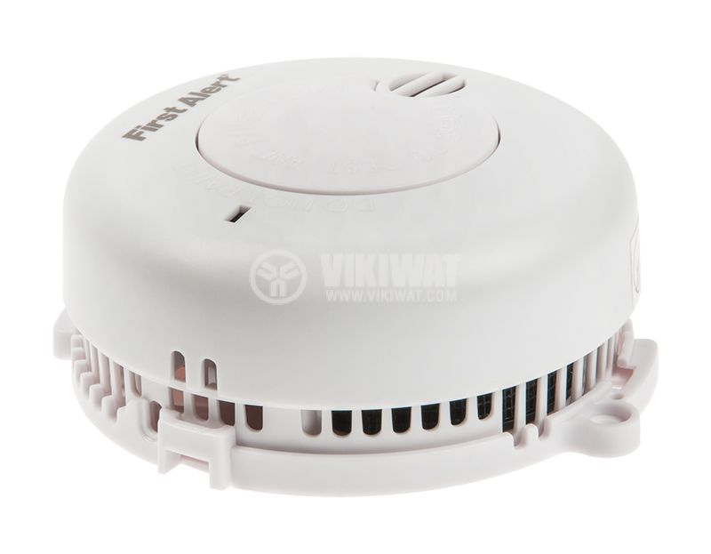 Smoke detector with sound alarm - 1