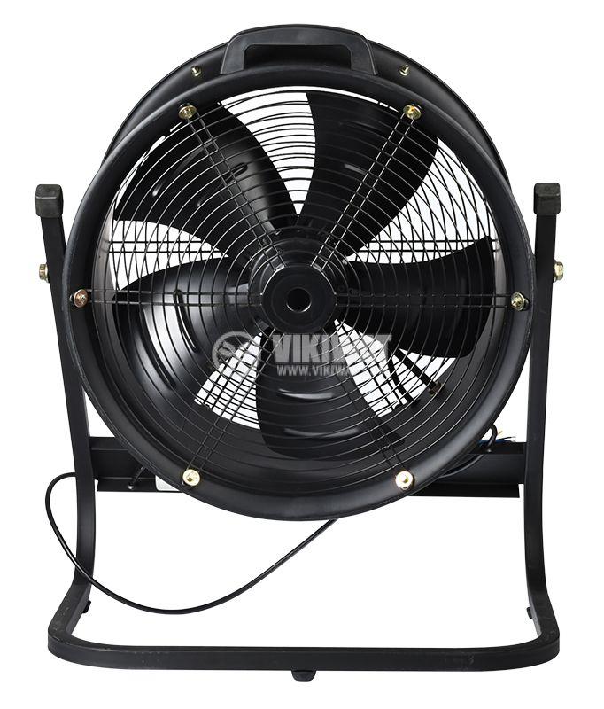 Вентилатор, канален, аксиален, Ф500mm, 8850 M3/H, 420W, VP-4E-500, 220VAC - 4