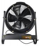 Вентилатор, канален, аксиален, Ф500mm, 8850 M3/H, 420W, VP-4E-500, 220VAC