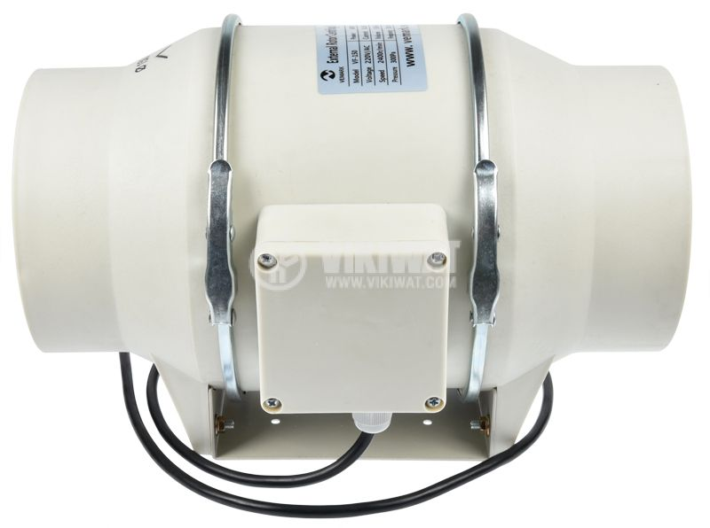 Fan, channel, VF-150, 220VAC, 60W, 530m3 / h, ф150mm - 4