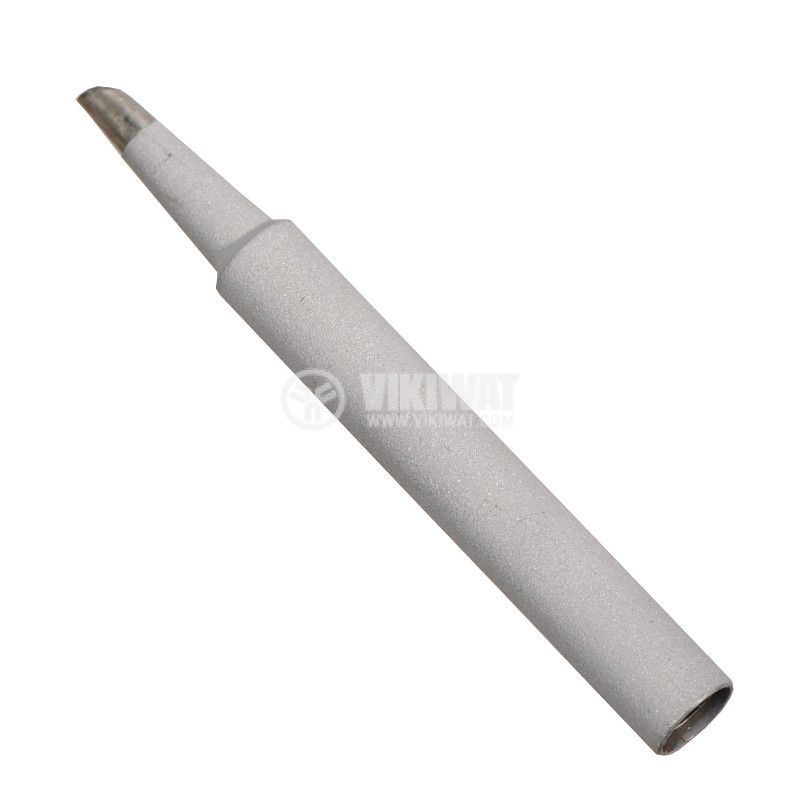 Soldering tip TIPN1-3, sloped cone, 6mm, hollow - 1