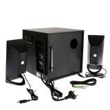 Тонколони 2.1, Microlab M-300U, 38W, USB порт, слот за SD, FM тунер - 3