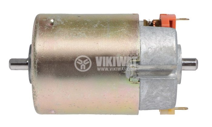 Dc electric motor johnson hc970 12vdc 3300 rpm for Johnson electric dc motors