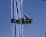 Кабелна превръзка SOFTFIX L-TPU-BK, 340mm, черна, еластична, за многократна употреба - 8