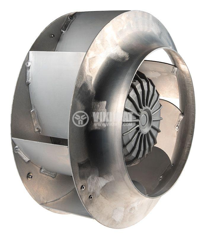 Вентилатор, трифазен, центробежен, DKHR 355-2SW, 400VAC, 2200W, 3.8A, ф355 - 1