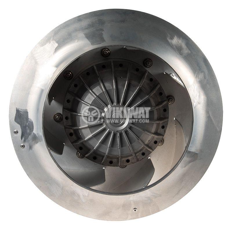Вентилатор, трифазен, центробежен, DKHR 355-2SW, 400VAC, 2200W, 3.8A, ф355 - 4