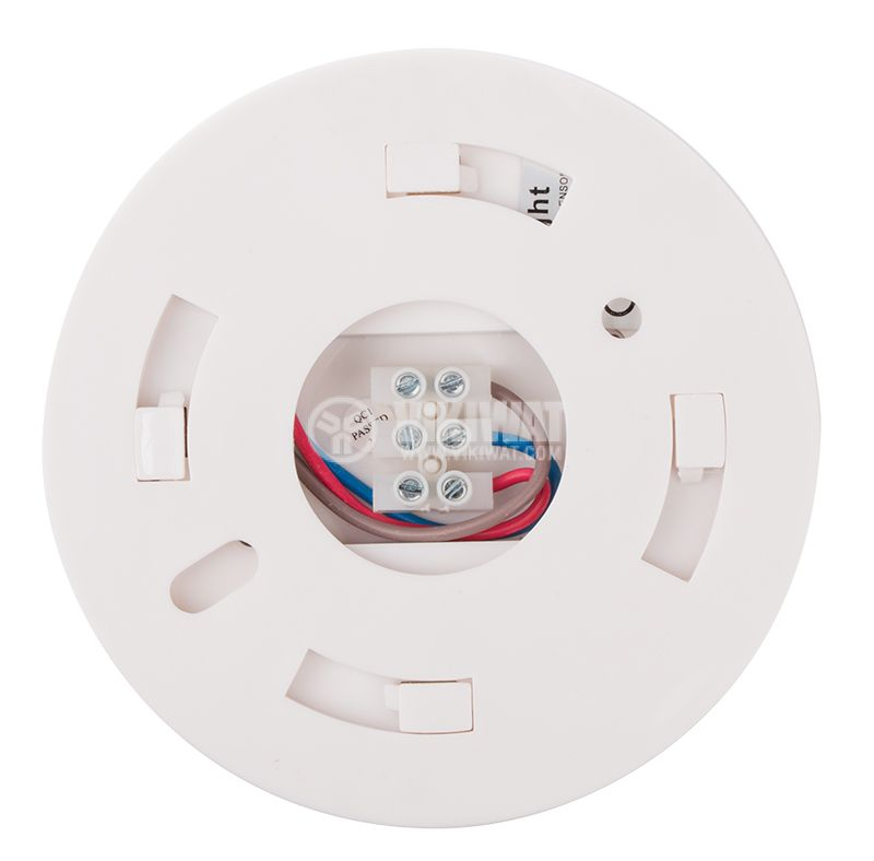 PIR шалтер BL401 360, 220VAC, 1200/300/100W, 120-360°, 6m - 4