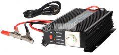 Инвертор със зарядно, UPS устройство, A601-1700-12, 12VDC - 220VAC, 1700W, модифицирана синусоида