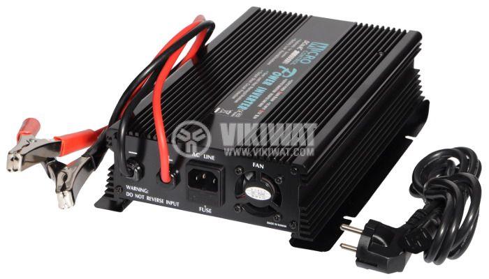 Инвертор със зарядно, UPS устройство, A601-1700-12, 12VDC - 220VAC, 1700W, модифицирана синусоида - 2