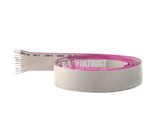 Лентов кабел ЛМПВГ 15x0.12mm2