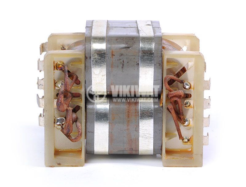 Autotransformer, shielded, 220VAC/2x0.8+2x13.6+2x19.2+24.3VAC, 150VA, M14.713.000 - 3