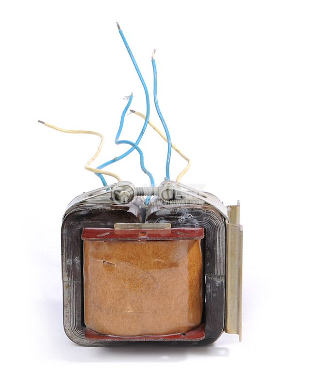 Трансформатор, екраниран, 220VAC / 2x1.5 + 2x14.5VAC, 250VA, B24.713.015-01 - 3