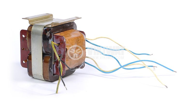Трансформатор, екраниран, 220VAC / 2x1.5 + 2x14.5VAC, 250VA, B24.713.015-01 - 4