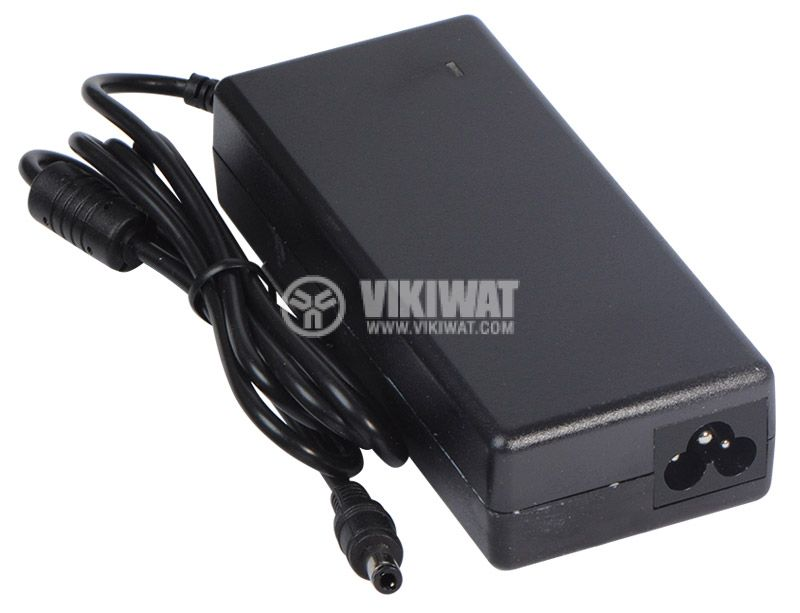 AC-DC adapter 220VAC - 12VDC, 6A, stabilized - 1