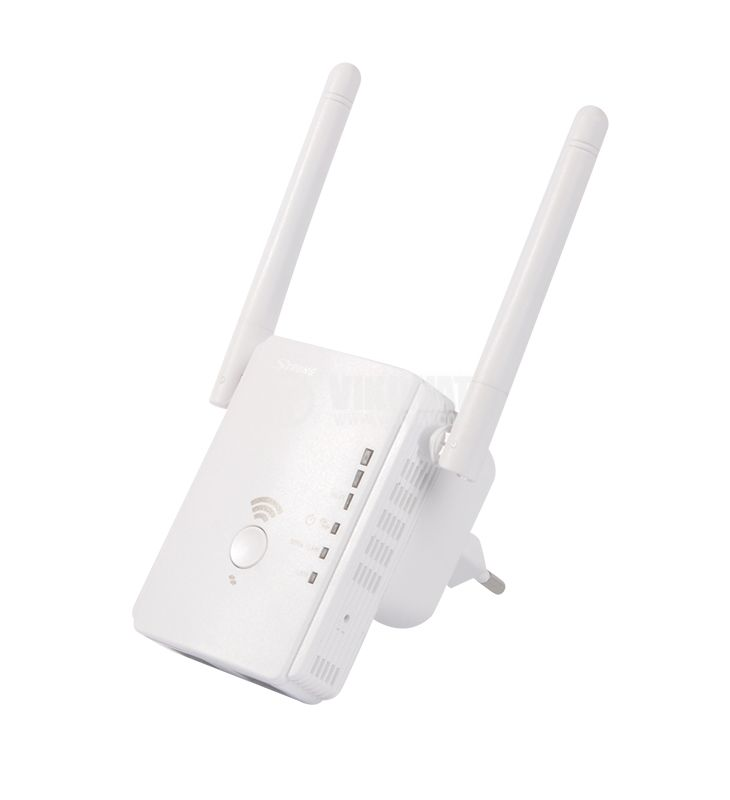 Extender range, router, hot spot, Universal repeater 300Mbps Wi-Fi, Strong - 2