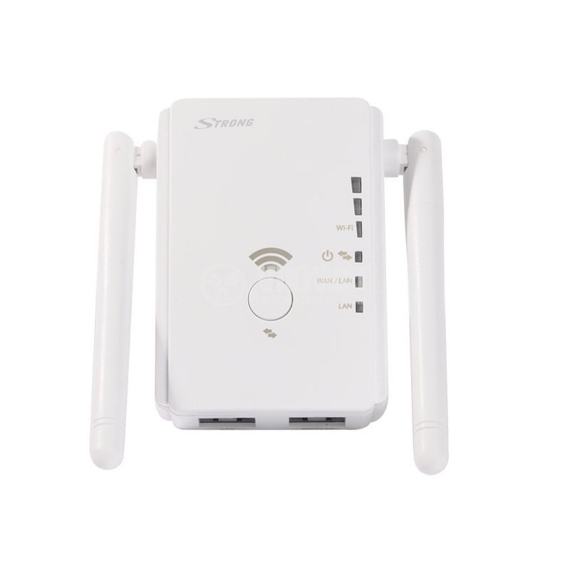 Extender range, router, hot spot, Universal repeater 300Mbps Wi-Fi, Strong - 4