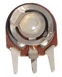 Тример потенциометър еднооборотен линеен, ДК15, 4.7 kOhm  - 2