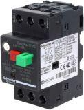 Моторна термо-магнитна защита GZ1E05, трифазна, 0.63-1A