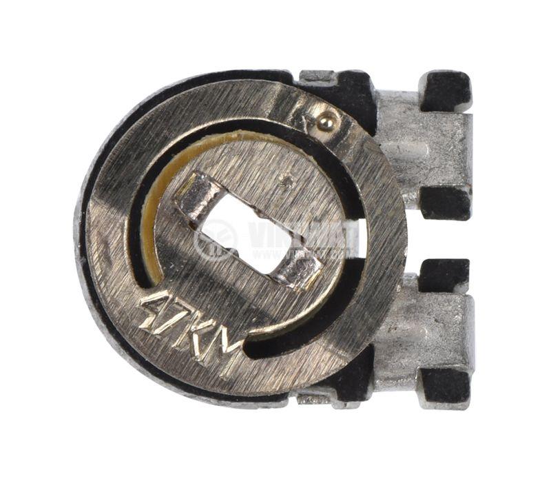 Тример потенциометър 47kOhm линеен - 2