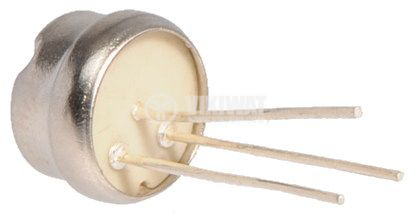 Тример потенциометър еднооборотен линеен, TPO95, 100 kOhm - 2