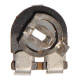 Тример потенциометър 10kOhm, еднооборотен, линеен, THT