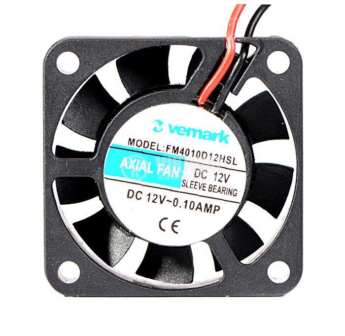 Вентилатор 4010D12HS - 2