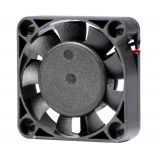 Fan, 12VDC, 40x40x10mm, with sleeve, 12.8m3 / h, 4010D12HS