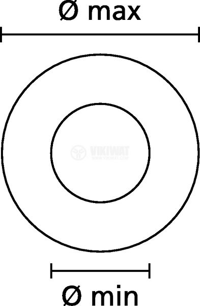Marking tool, RO202-1401-WH - 2