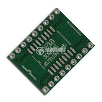 Circuit board SOP18/300mil