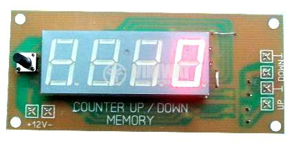 Electronic counter Kit-В962 - 1