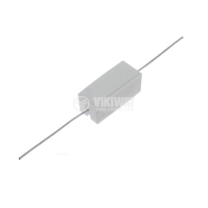 Резистор 33 Ohm, 5 W, 5 %, керамичен