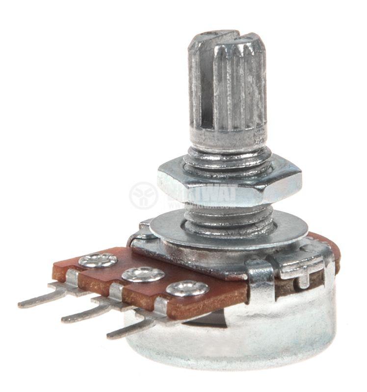 Потенциометър WH148-1А-2-18T - 1