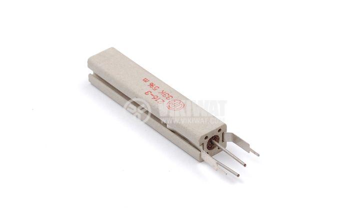 Резистор 33 kOhm, 7 W, 5 %, VTM