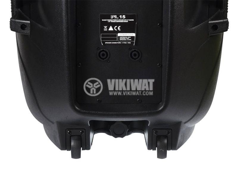 "Professional Speaker Passive 2 way PL-15  350W 8 Ohm 15"" - 4"