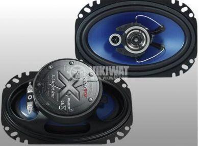 Автомобилни тонколони MEGAVOX MX463ST, 280 W, 100x160 mm - 2