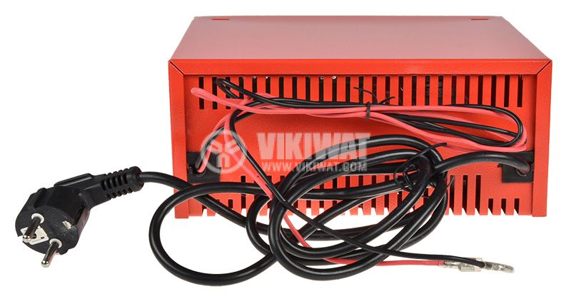 Battery charger, 12 VDC, 6 A - 3