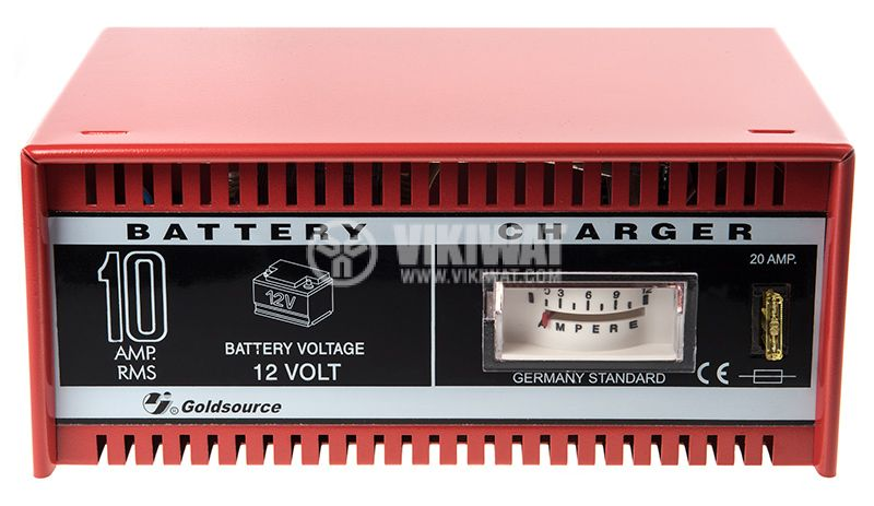 Battery charger 12 VDC, 10 A - 1