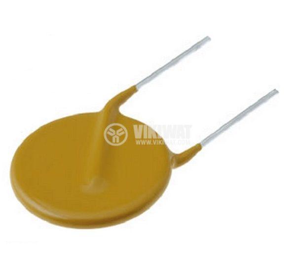 Предпазител полимерен възстановяем PTC 1.35 A,120 VDC - 1
