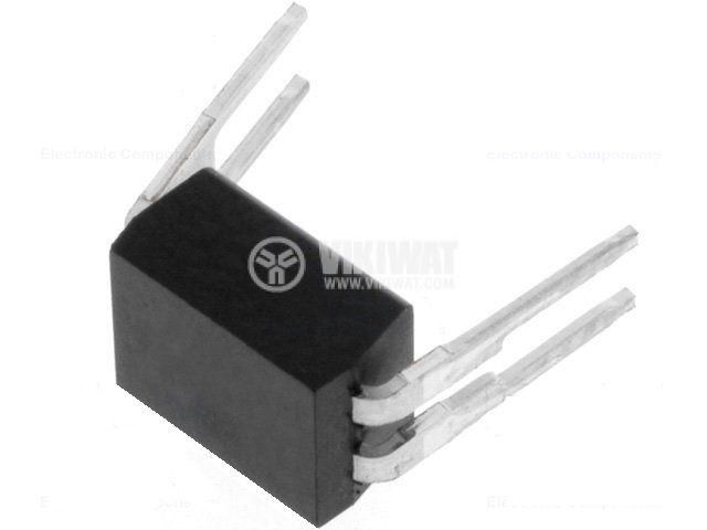 Оптрон TLP621, транзисторен изход, 1 канал, DIP4 - 1
