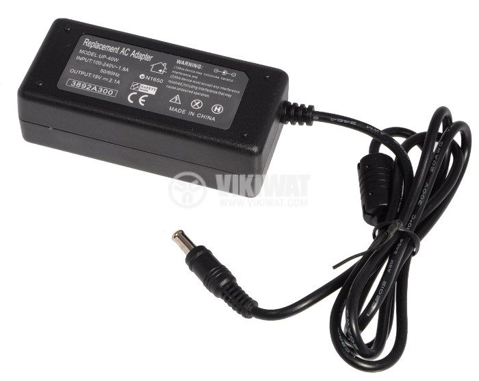 Power cable for laptop Samsung - 2